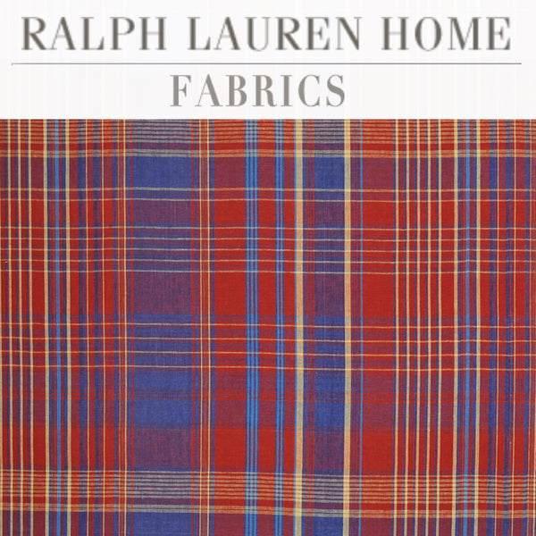 WILHELM LINEN PLAID
