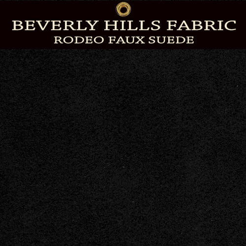Beverly Hills Rodeo Faux Suede - Little Black Dress