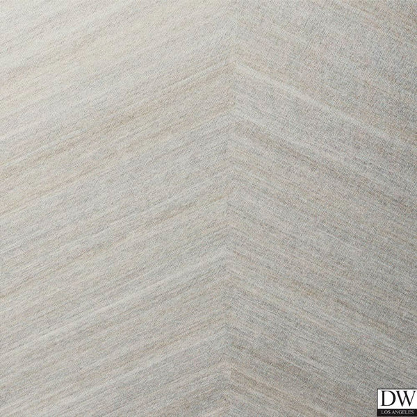 Armando Chevron Printed Vinyl Wallpaper - Type 2