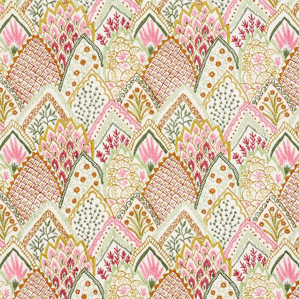 Schumacher Fabrics #76312 at Designer Wallcoverings - Your online resource since 2007