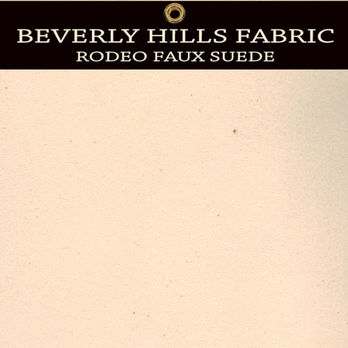 Beverly Hills Rodeo Faux Suede - Sumptuous Gelato