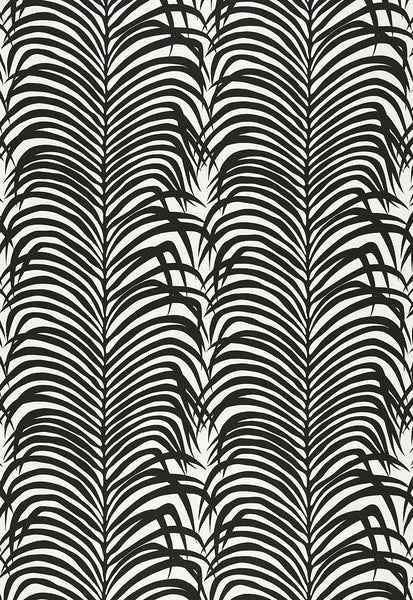 Beverly Drive Palm Leaf Fabric