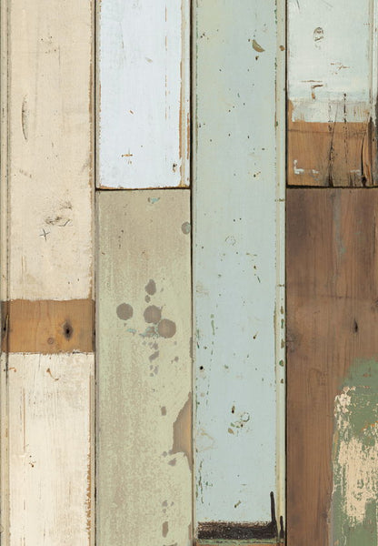 Scrapwood Wallpaper by Piet Hein Eek : Color 03