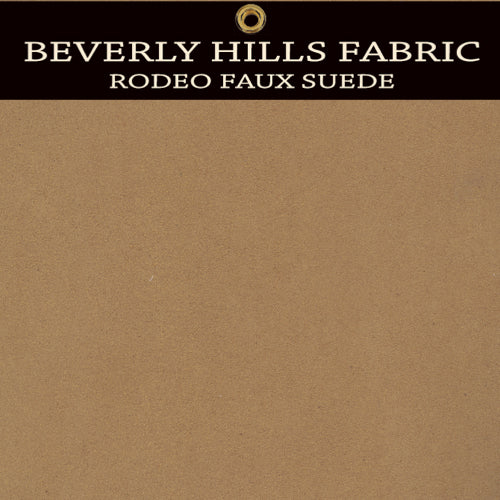 Beverly Hills Rodeo Faux Suede - Sweet Honey Bee