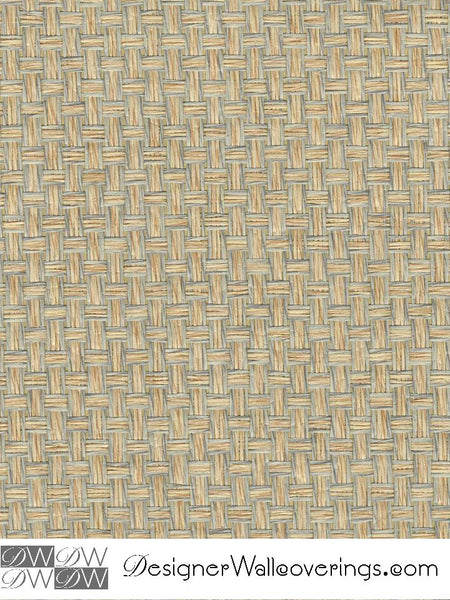 Papua Large Woven Basketweave Grass - Paperweave