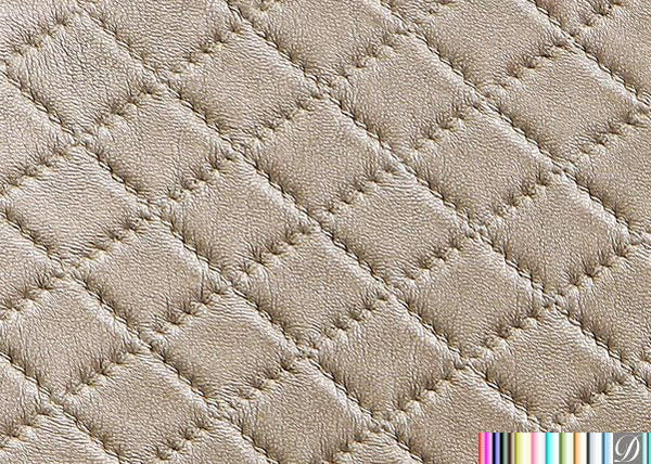 Norwich Diamond Quilted Upholstery Vinyl