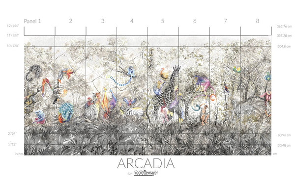 Arcadia by Nicolette Mayer