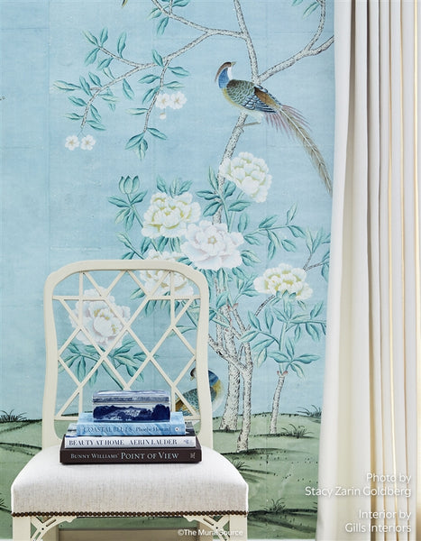 Bella Birds & Blossoms by Et Cie Wall Panels