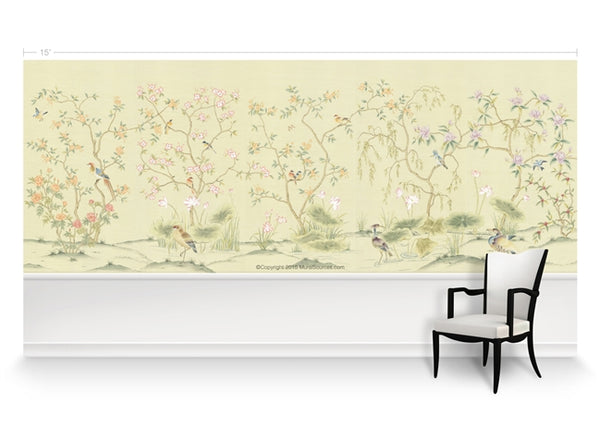 Amherst Gardens Spring by Et Cie Wall Panels