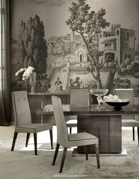 Il Cielo by Et Cie Wall Panels - Designer Wallcoverings and Fabrics