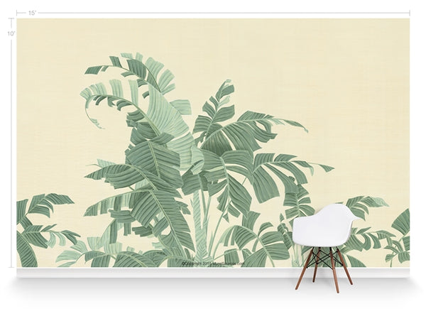 Bahama Mama Gone Bananas by Et Cie Wall Panels