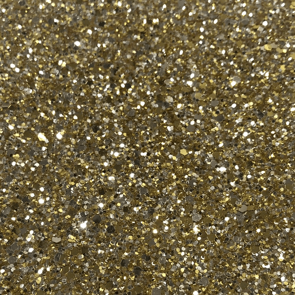 Hollywood Glamour Gold and Silver Metallic Glitter - Designer Wallcoverings and Fabrics