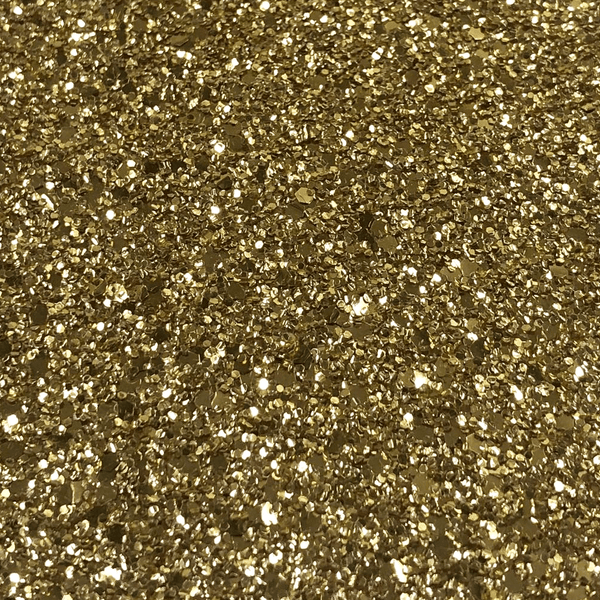 Hollywood Glamour Premium Pure Gold Metallic Glitter