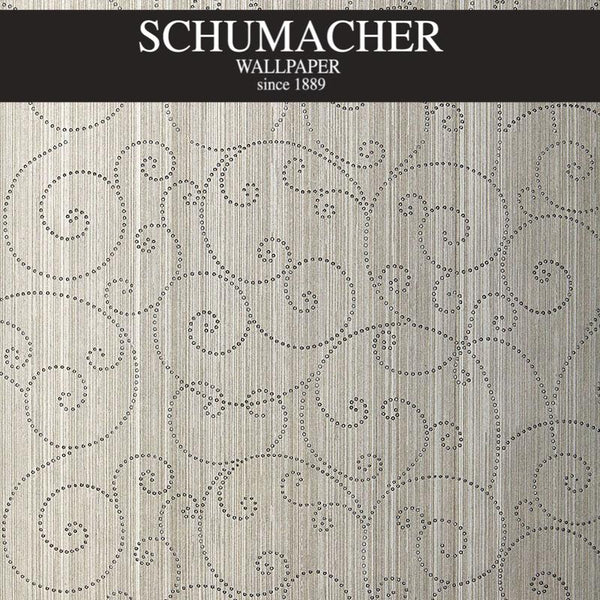Authorized Dealer of 5005721 by Schumacher Wallpaper at Designer Wallcoverings and Fabrics, Your online resource since 2007