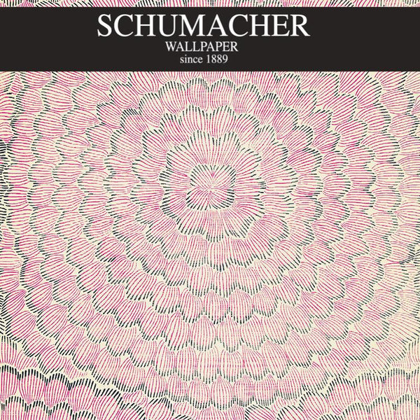 Authorized Dealer of 5006076 by Schumacher Wallpaper at Designer Wallcoverings and Fabrics, Your online resource since 2007