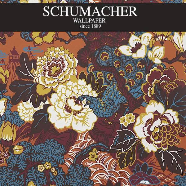 Authorized Dealer of 5006992 by Schumacher Wallpaper at Designer Wallcoverings and Fabrics, Your online resource since 2007