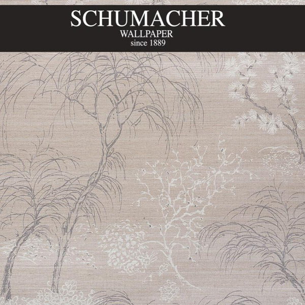 Authorized Dealer of 5009390 by Schumacher Wallpaper at Designer Wallcoverings and Fabrics, Your online resource since 2007