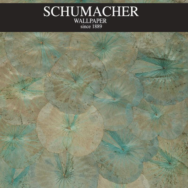 Authorized Dealer of 5009661 by Schumacher Wallpaper at Designer Wallcoverings and Fabrics, Your online resource since 2007
