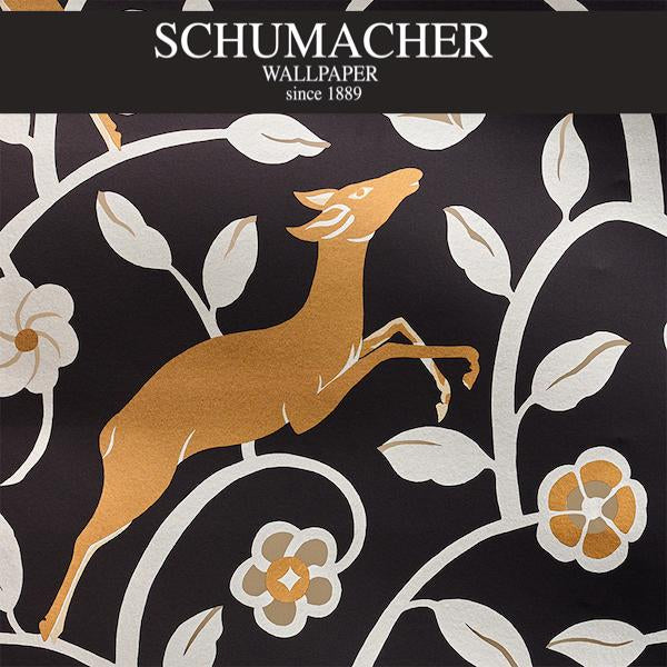 Authorized Dealer of 5010140 by Schumacher Wallpaper at Designer Wallcoverings and Fabrics, Your online resource since 2007