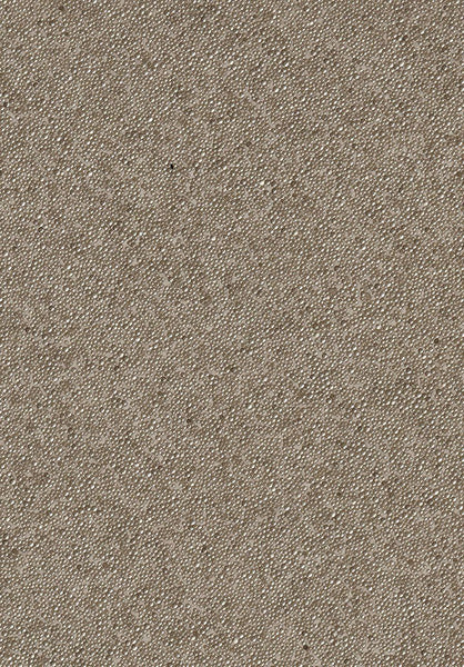 Glambeads Solid Taupe Glass Bead Wallpaper