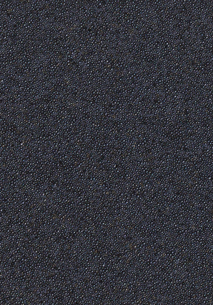 Glambeads Solid Navy Glass Bead Wallpaper