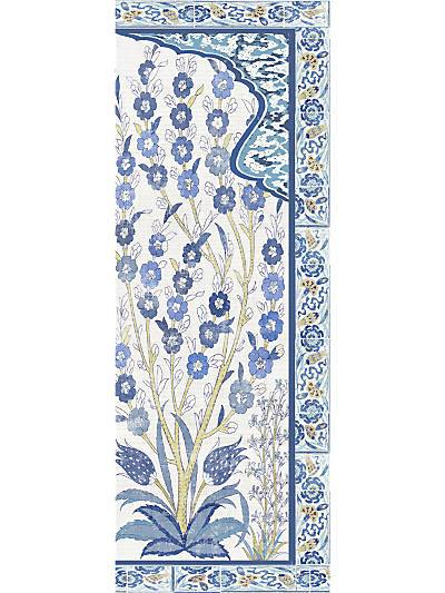 TREE OF LIFE - DOUBLE TREE - CLASSIC - RIGHT PANEL - NICOLETTE MAYER WALLPAPER - WNM0001TLDR at Designer Wallcoverings and Fabrics, Your online resource since 2007
