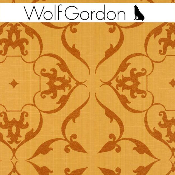 Pattern ALN-5253 by WOLF GORDON WALLCOVERINGS  Available at Designer Wallcoverings and Fabrics - Your online professional resource since 2007 - Over 25 years experience in the wholesale purchasing interior design trade.
