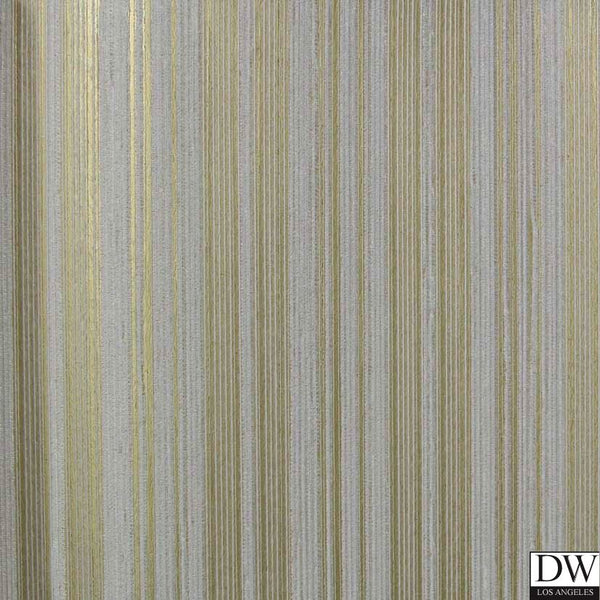 Bella Catania Chenille Fabric Stripe  Walls