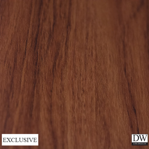Biscay Bay Wide Mahogany Wood Grain