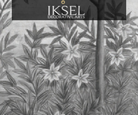 Little Tuscany Chinoiserie Wall Panels · IKSEL