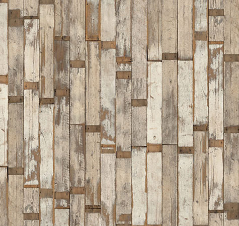 Scrapwood Wallpaper by Piet Hein Eek : Color 01
