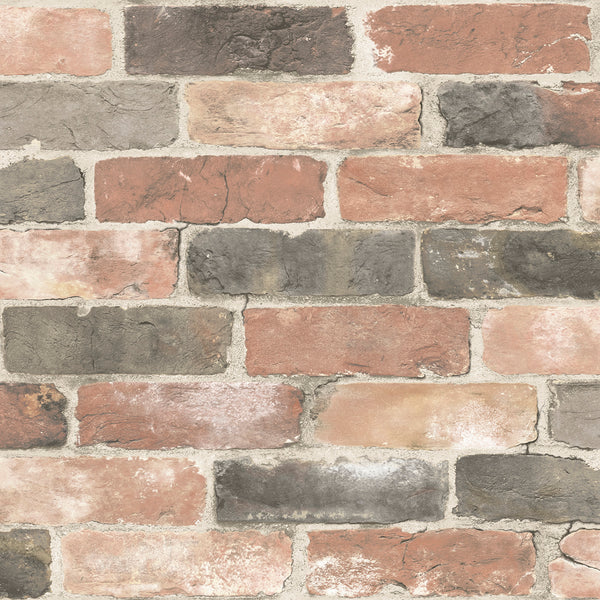 Hartford Reclaimed Brick by Peel & Stick