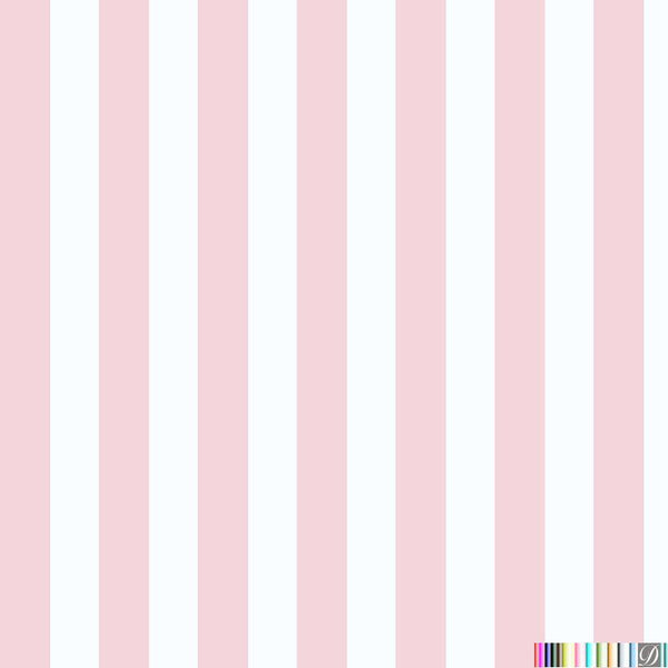 Beverly Hills Stripe Wallpaper - Whittier - Pattern Design Lab