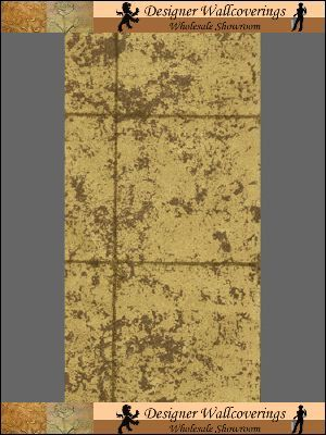 Ralph Classic Gold Leaf Wall Paper