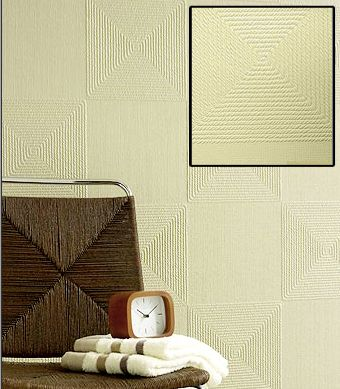 Cordage Paintable Embossed Walls