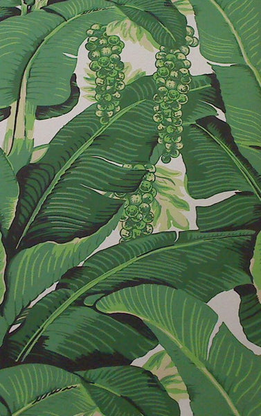 Cote D'Azure Brazilliance - Brilliant Banana Leaves & Grapes
