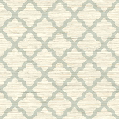 Wen Faux Grasscloth Wallpaper - Beiges