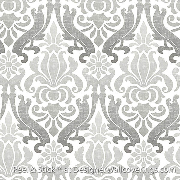Briana Damask by Peel & Stick
