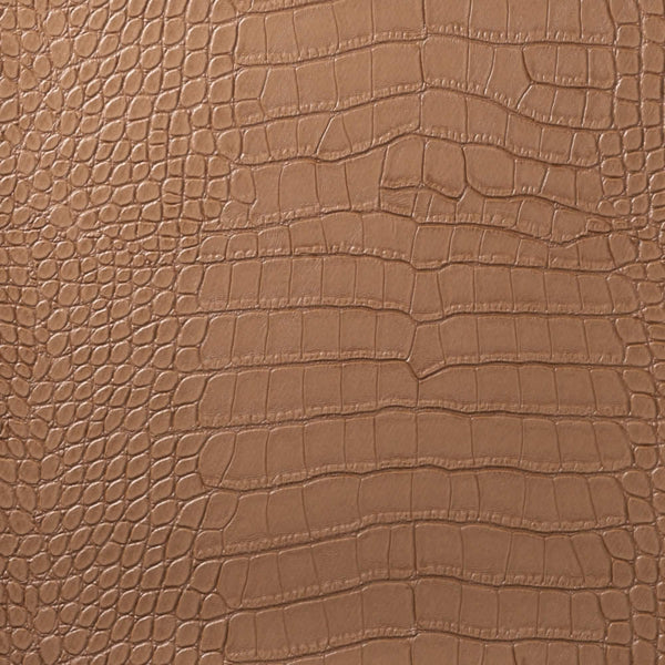 Le Embossed Croc - Spice