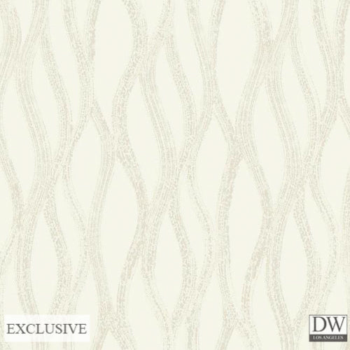 Wick Sands Contemporary Wave Wallpaper