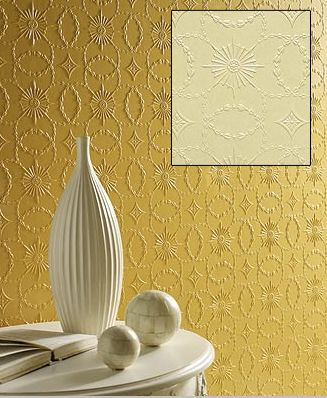 Arlene Amelia - Paintable Embossed Walls