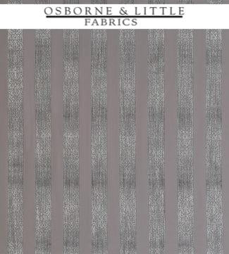 Osborne & Little Fabrics #F7184-01-1 at Designer Wallcoverings - Your online resource since 2007