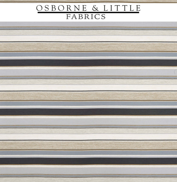 Osborne & Little Fabrics #F7448-01 at Designer Wallcoverings - Your online resource since 2007