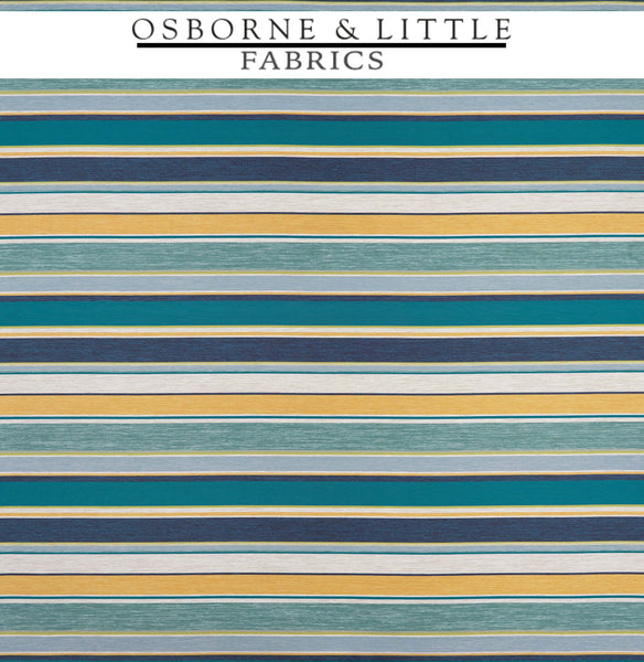 Osborne & Little Fabrics #F7448-02 at Designer Wallcoverings - Your online resource since 2007