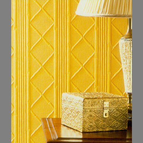 Embossed paintable Martin Cane wallpaper