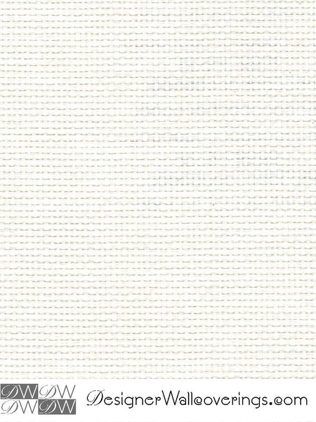 Curacao Tight Woven White Basketweave  - Paperweave