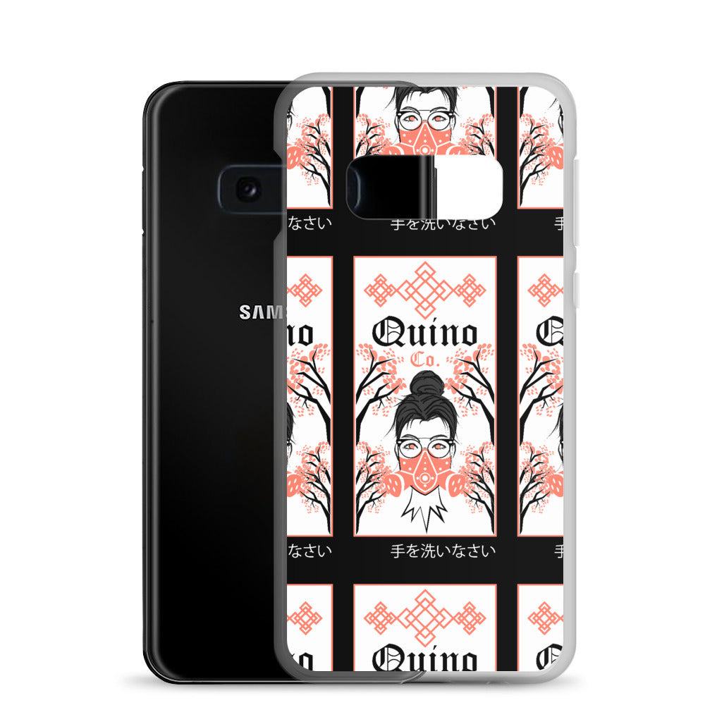 Breathe Samsung Case
