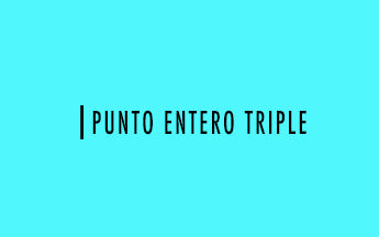 Crochet #07: Punto entero triple