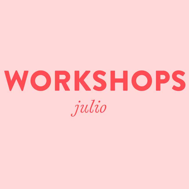 Workshops Julio Revesderecho