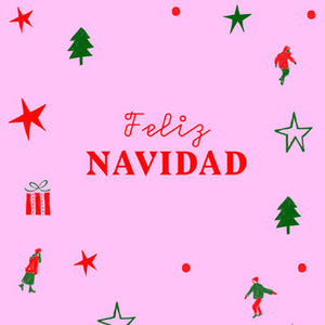 screen navideño
